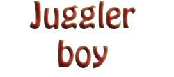 Juggler boy